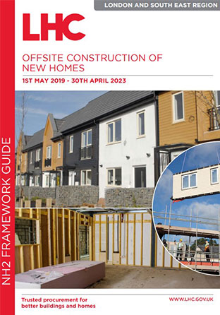 LHC - Offsite construction of new homes framework guide